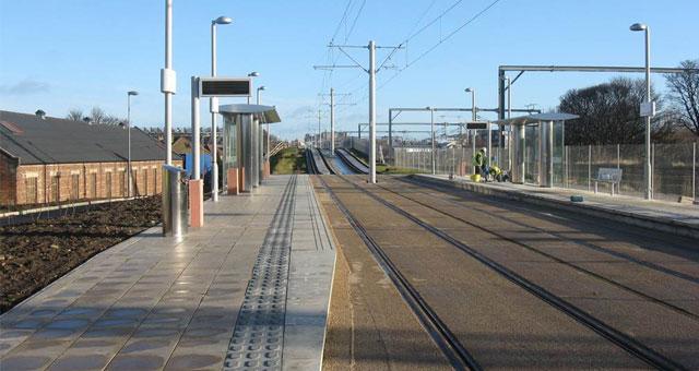 Balgreen tram stop