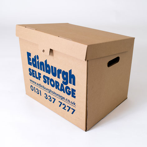 Archive Box from Edinburgh Self Storage