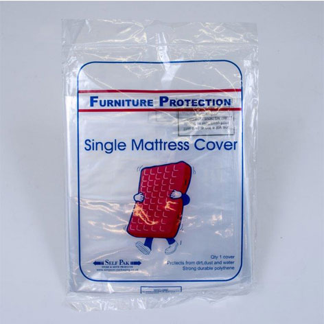 Single Mattress Protective Cover from Edinburgh Self Storage