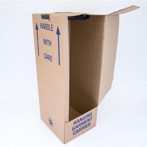 Wardrobe Box from Edinburgh Self Storage