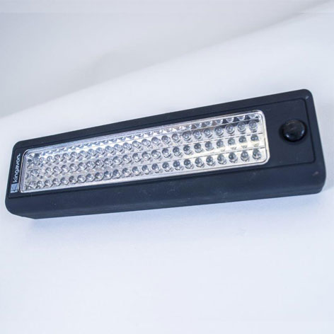 72 LED Magnetic Light from Edinburgh Self Storage
