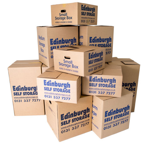 Cardboard Boxes Pack For Moving