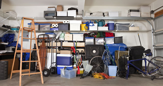 Declutter with Personal Self Storage