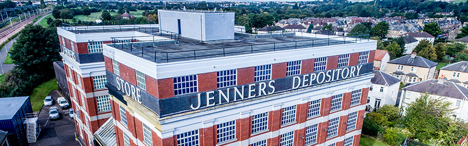 Jenners Depository Edinburgh