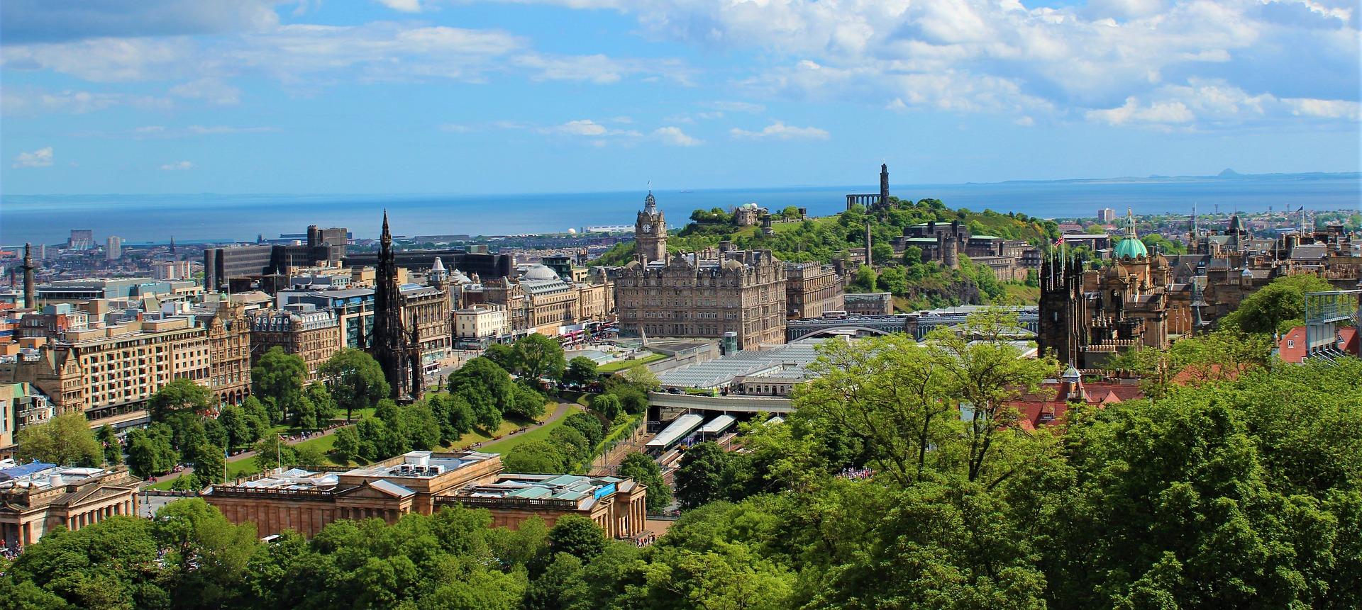 Edinburgh staycation