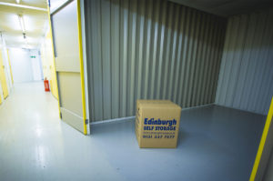 Self Storage Locker In Edinburgh